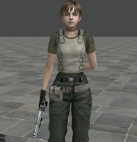 Am I Like Rebecca Chambers? by DarkTonic