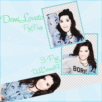 Png Pack (7) Demi Lovato by DLCeren19
