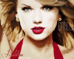 Taylor Swift by CandyCocaine14