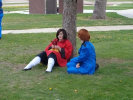 CO Springs Meet up - Hetalia - Just Chilling by peppermix14