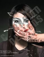 ADS: ANTI-DOMESTIC ABUSE by CBrownDESIGNS