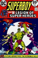 The Legion of Super-Heroes vs. The Hulk! by Gwhitmore