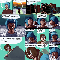 doubleyou-tee-eff's first multipage comic part 4! by DEIDATVM