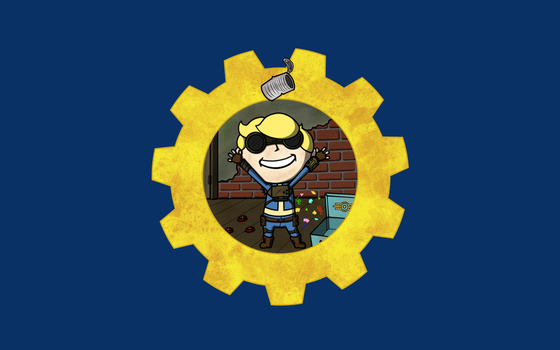 Fallout Boy by Darkagnt210