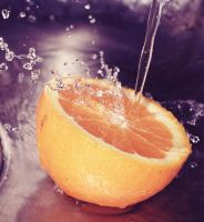 .: citrus splash :... by maskqueraide