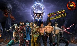 Mortal Kombat Onslaught by The37thChamber