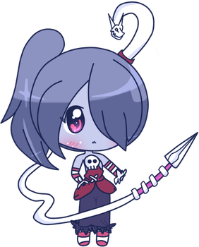 Squigly by Aomibae