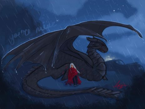 You're Mine by MargaHG