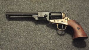 Colt 1851 Replica by Weaponsandstuff93