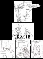 Civil War: Gwen's Tale R1P3 by SpiderPope