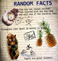 Random Facts by designersquids