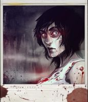 Photo of the living dead by andrahilde