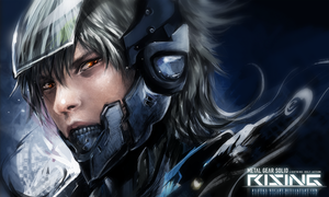 ::Speedpaint:: Raiden by Ryuuka-Nagare