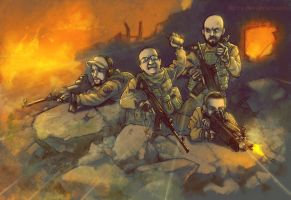 news from the army by tttroy