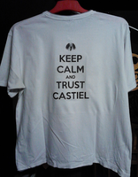 KEEP CALM AND TRUST CASTIEL by ScreamingRomeo