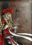 Trinity Blood: Lady of Gold by PurpleShadowAngel