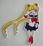 Sailor Moon Magnet by SakkysSailormoonToys