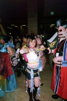 A-Kon 2014 Final Fantasy X by KittyChanBB