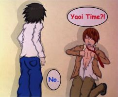 Yaoi Time? by Rawrsome101