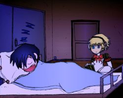 Persona 3 - Always By His Side by MikeOnHighway61