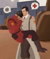 soldier medic by legatiss