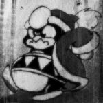 dedede old cartoonish by Evanatt