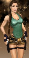 Tomb Raider 4 by Schuty