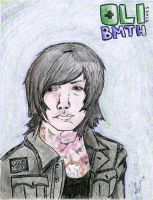 Oliver Sykes by MailboxArsonal