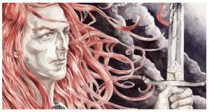 Maedhros did deeds... by peet