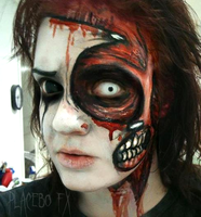 Haunt Makeup by PlaceboFX