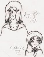 Broken7 - Angel and Charlie by AngelManakel
