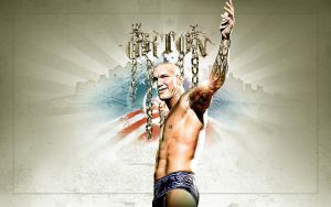 Randy The Viper Orton 3 WWE by Gogeta126