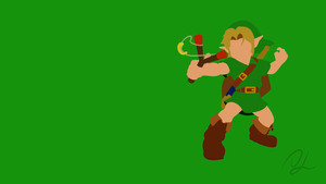 The Legend of Zelda: OOT - Young Link by DisasterMastr