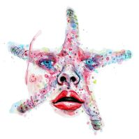Metamorphosis-Starfish by KlarEm