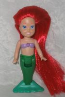 Areil Little Mermaid Custom by mayanbutterfly