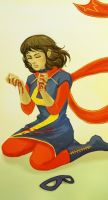 Kamala Khan at Chapel Hill by VideaVice