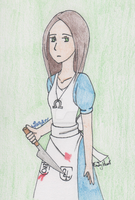 American McGee's Alice - Classic by SwiftNinja91