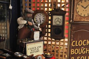 Clock  and Watch Repairs by alpi