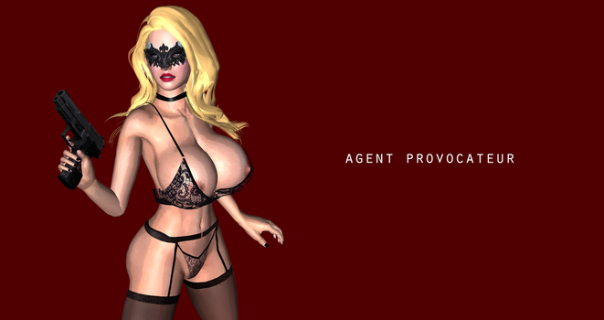 Agent Provocateur by valray3
