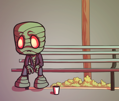 Sad Amumu by irmirx