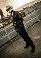 Daft Punk London October MCM 25th-27th 2013 Pic#5 by TheOcarinaPlayer