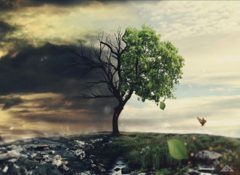 Polluted by MazenDesignes