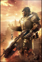 Gears Of War by Graphfun