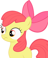 Applebloom - Ok.... O.o by Budgeriboo
