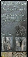 Tree Bark Textures Zip Pack 2 by FantasyStock