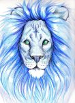 Lion by Elituflive