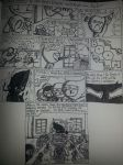 FRIDAY MORN COMIX - 'Fortresses and Serpents' by StarmanPhantom