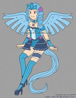 [CLOSED] Adoptable: Burlesque Articuno Girl by izka-197