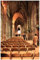 Chester Cathedral by Aconitum-Napellus