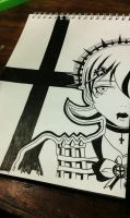 Lonely Cross by Jhennica0987654321